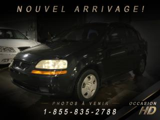 Used 2005 Pontiac Wave for sale in Drummondville, QC