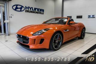 Used 2015 Jaguar F-Type S V6 ** PRIX FIN DE SAISON ** for sale in Drummondville, QC