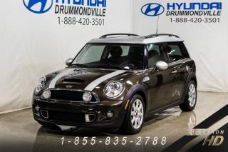 Used 2013 MINI Cooper Clubman S + ENSEMBLE INDISPENSABLE + STYLE + CUI for sale in Drummondville, QC