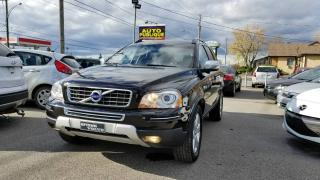 Used 2010 Volvo XC90 V8/EXECUTIVE for sale in Mirabel, QC