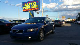 Used 2009 Volvo C30 AC/CUIR/CRUISE/GROUP ELEC. for sale in Mirabel, QC