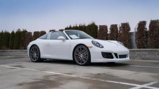 Used 2018 Porsche 911 Targa 4S for sale in Vancouver, BC