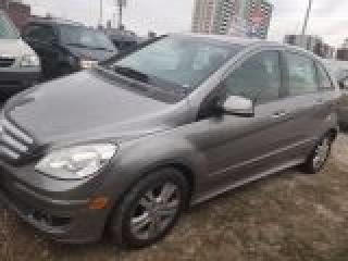 Used 2007 Mercedes-Benz B200 Turbo, Panoramic Roof, Leather for sale in Scarborough, ON