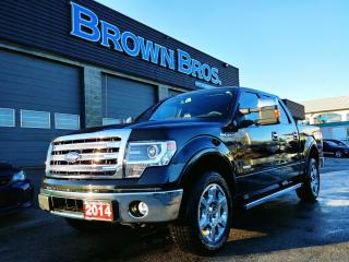 Used 2014 Ford F-150 Lariat for sale in Surrey, BC