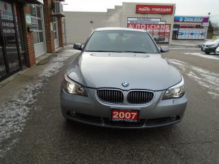 Used 2007 BMW 525xi No HST until January 31, 2018 for sale in Scarborough, ON