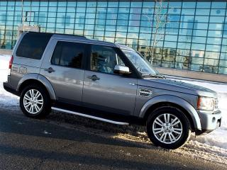 Used 2012 Land Rover LR4 HSE|LUX|NAVI|360 CAM|DUAL DVD>RUNNING BOARDS for sale in Scarborough, ON