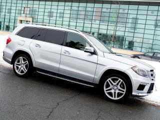 Used 2013 Mercedes-Benz GL350 |AMG|NAVI|REARCAM|DUAL DVD|RUNNING BOARDS for sale in Scarborough, ON