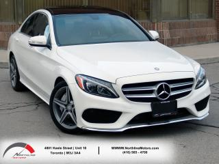 Used 2015 Mercedes-Benz C-Class C 300 |Navigation|Backup Camera|Sunroof for sale in North York, ON