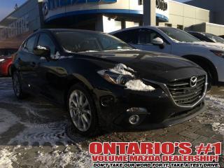 Used 2014 Mazda MAZDA3 GT-SKY SUNROOF/BACK UP CAM/NAVIGATION-TORONTO for sale in North York, ON
