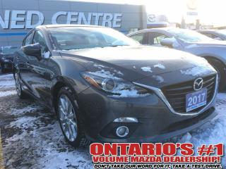 Used 2014 Mazda MAZDA3 GT- SKYACTIV / HEATED SEATS / ONE OWNER!!!! for sale in North York, ON