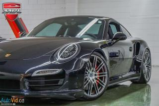 Used 2016 Porsche 911 TURBO for sale in Oakville, ON