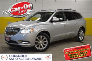 Used 2014 Buick Enclave AWD LEATHER NAV DVD CAM LOADED for sale in Ottawa, ON