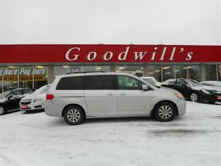 Used 2010 Honda Odyssey EX-L! 8 PASSENGER! HEATED LEATHER SEATS! SUNROOF! for sale in Aylmer, ON