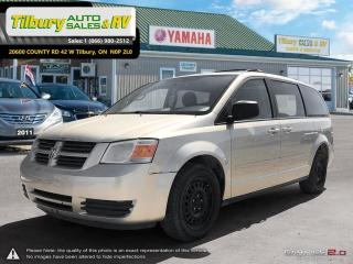 Used 2010 Dodge Grand Caravan SE. *AS IS* 7 pass. Bluetooth. Tinted* for sale in Tilbury, ON