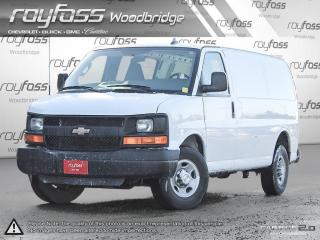 Used 2016 Chevrolet Express 2500 1WT for sale in Woodbridge, ON