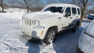 Used 2010 Jeep Liberty 4x4 V6 Sport   AS TRADED for sale in Stratford, ON