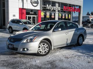 Used 2011 Nissan Altima S, INTELLIGENT KEY, A/C for sale in Orleans, ON