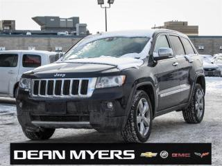 Used 2012 Jeep Grand Cherokee Limited for sale in North York, ON