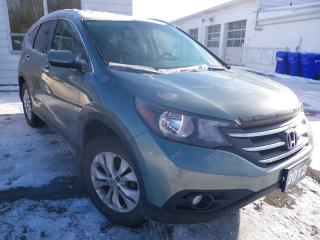 Used 2012 Honda CR-V Touring for sale in Fort Erie, ON