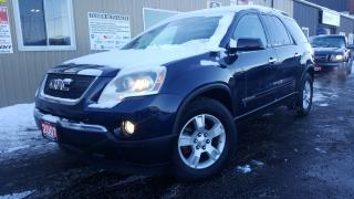 Used 2007 GMC Acadia SLE-8 PASSENGER THIRD ROW-DUAL AIR/HEAT for sale in Tilbury, ON