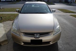 Used 2005 Honda Accord EX for sale in Courtice, ON