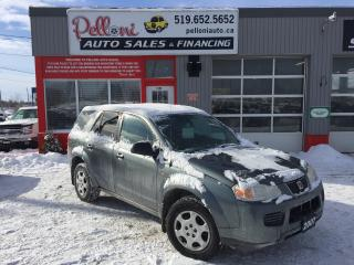Used 2007 Saturn Vue 4 CYLINDER GAS SAVER for sale in London, ON