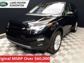 Used 2018 Land Rover Discovery Sport HSE for sale in Edmonton, AB