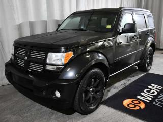 Used 2010 Dodge Nitro SXT for sale in Red Deer, AB