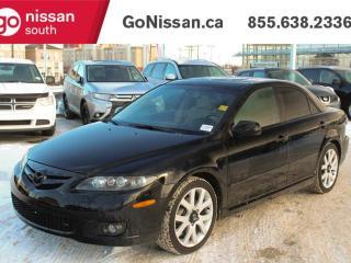 Used 2007 Mazda MAZDA6 GT-V6:***$95 BI-WEEKLY*** LEATHER for sale in Edmonton, AB