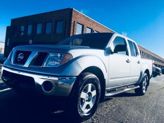 Used 2005 Nissan Frontier SE for sale in Mississauga, ON