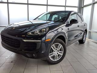 Used 2018 Porsche Cayenne CPO | Ext. Warranty | NAV | Heated Front & Rear Seats | Pano Roof | BOSE for sale in Edmonton, AB