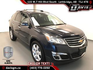 Used 2016 Chevrolet Traverse for sale in Lethbridge, AB