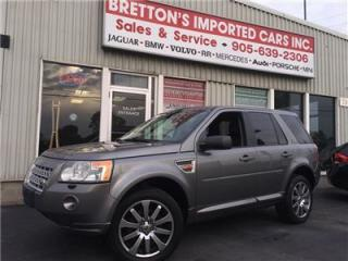 Used 2008 Land Rover LR2 HSE for sale in Burlington, ON