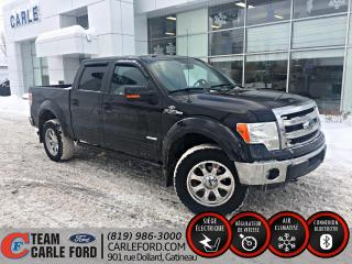 Used 2014 Ford F-150 Cab SuperCrew 4RM 145 po XLT for sale in Gatineau, QC