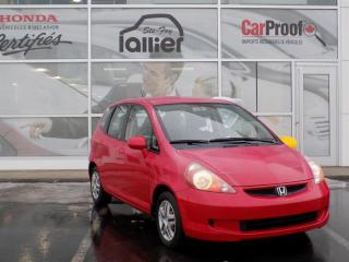 Used 2008 Honda Fit for sale in Quebec, QC