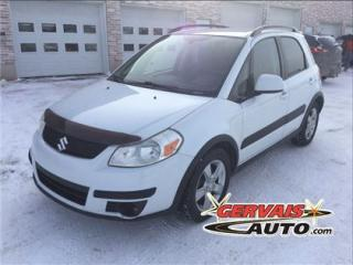 Used 2010 Suzuki SX4 Jx Awd A/c Mags for sale in Saint-georges-de-champlain, QC