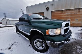 Used 2003 Dodge Ram 2500 SLT for sale in Estevan, SK