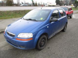 Used 2008 Suzuki Swift for sale in Surrey, BC