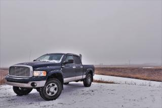 Used 2005 Dodge Ram 2500 SLT for sale in Estevan, SK