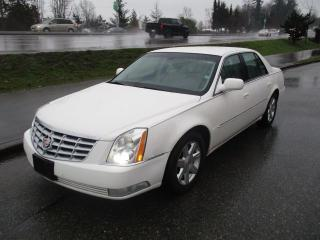 Used 2007 Cadillac DTS for sale in Surrey, BC