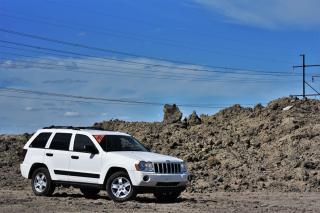 Used 2005 Jeep Grand Cherokee Laredo for sale in Estevan, SK