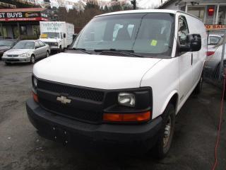 Used 2006 Chevrolet Cargo Van 2500 for sale in Surrey, BC