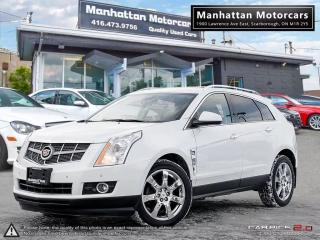 Used 2010 Cadillac SRX 2.8T AWD LUXURY |NAV|CAMERA|PANO|NOACCIDENT for sale in Scarborough, ON