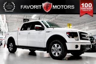 Used 2013 Ford F-150 FX4 ECOBOOST 4X4 | NAV | BACK CAM | CLIMATE SEATS for sale in North York, ON