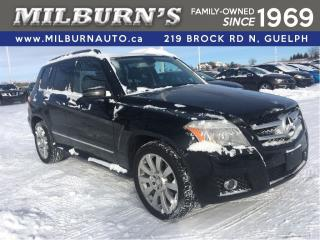 Used 2010 Mercedes-Benz GLK-Class 350 for sale in Guelph, ON