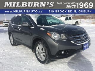 Used 2014 Honda CR-V EX-L / AWD for sale in Guelph, ON