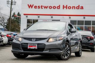 Used 2013 Honda Civic EX - Warranty Until 2020 for sale in Port Moody, BC