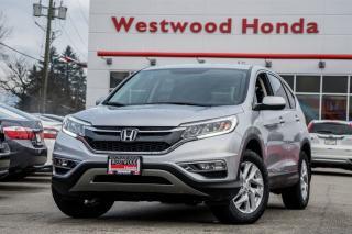 Used 2016 Honda CR-V SE - Warranty Until 2022 for sale in Port Moody, BC