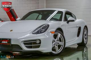 Used 2014 Porsche Cayman PDK for sale in Oakville, ON