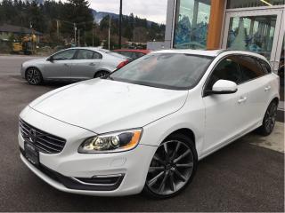 Used 2016 Volvo V60 T5 Drive-E Premier for sale in North Vancouver, BC